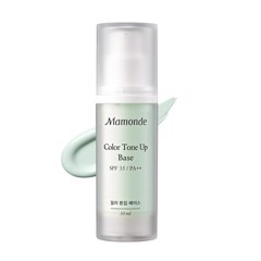Kem Lót Mamonde Color Tone Up Base SPF 35/PA ++ - 01 Green