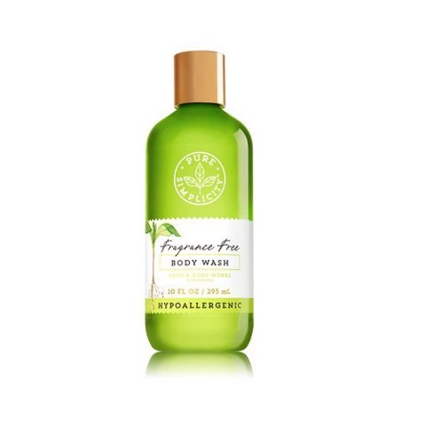 Sữa Tắm Bath Body Works 295ml Fragrance Free
