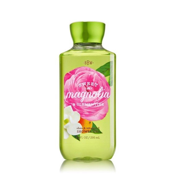 Sữa Tắm Bath & Body Works 295ml-Sweet Magnolia & Clementine