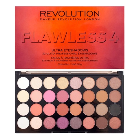 Phấn Mắt Revolution Flawless Resurrection 4