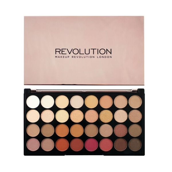 Phấn Mắt Makeup Revolution Eyeshadow Palette Flawless 3 Resurrection