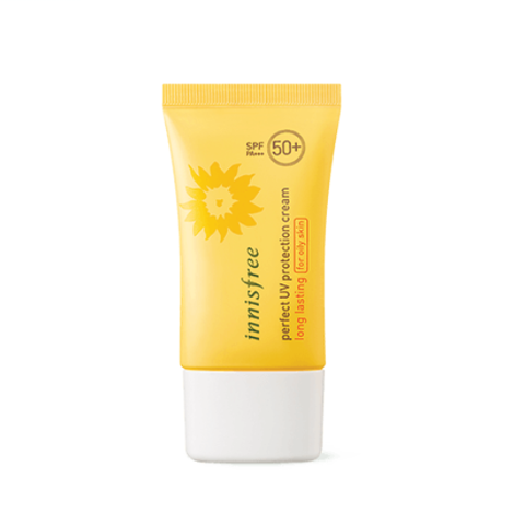 Kem chống nắng Innisfree Perfect UV Protection Cream Long Lasting Oily Skin