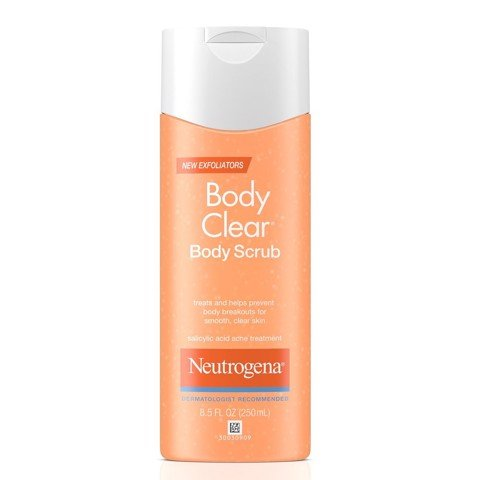 Sữa Tắm Neutrogena Body Clear Body Scrub 250ml