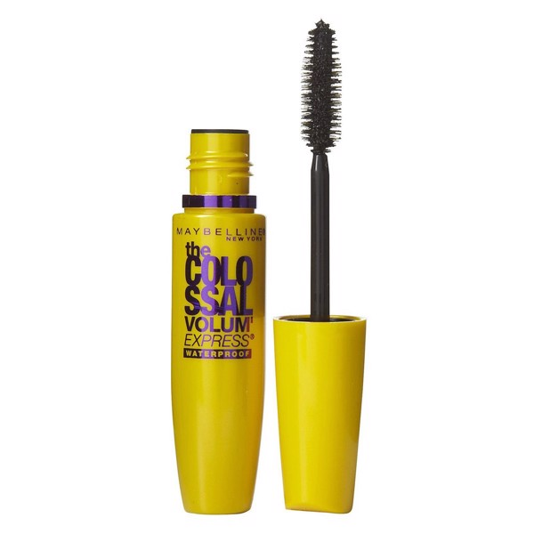 Chải Mi Maybelline Volum Express Waterproof Mascara Glam Black 240