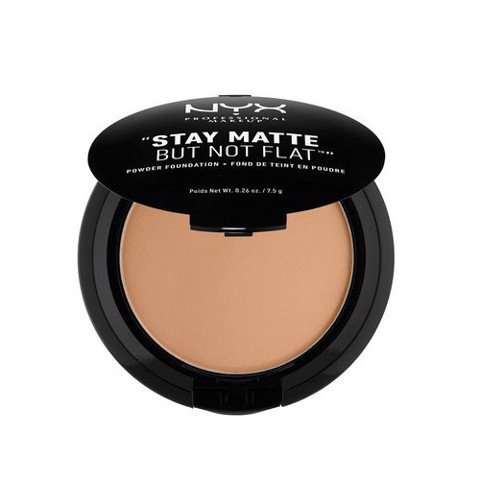 Phấn Nền NYX Stay Matte But Not Flat Powder Foundation 7.5g - SMP05 SOFT BEIGE