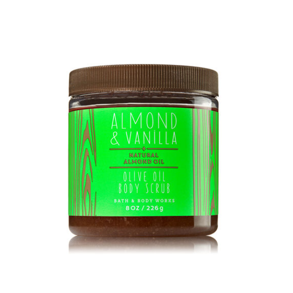Tẩy Da Chết Bath and Body Works Olive Oil Body Scrub (K)