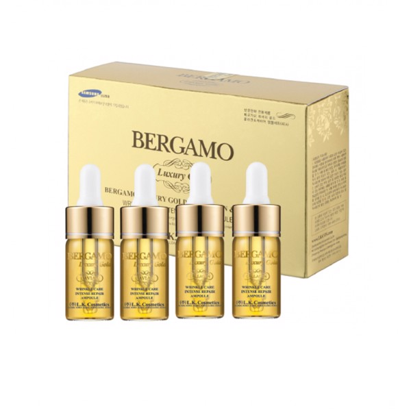 Bergamo Luxury Gold Collagen & Caviar