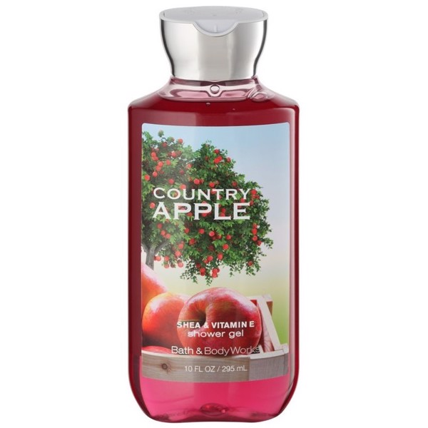 Sữa tắm Bath & Body Works 295ml-Country Apple