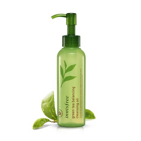 Dầu tẩy trang Innisfree Green Tea Balancing Cleansing Oil 150ml