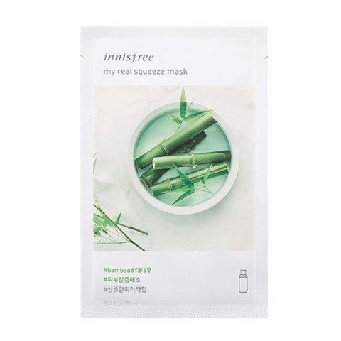 Mặt nạ Innisfree My Real Squeeze Mask New