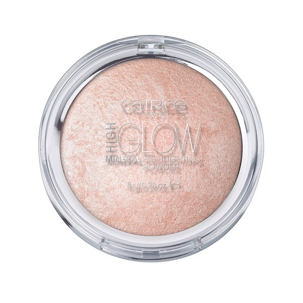 Phấn phủ bắt sáng Catrice High Glow Mineral Highlighting Powder 8g