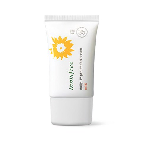 Kem chống nắng Innisfree Daily UV Protection Cream For Mild SPF 30 PA++