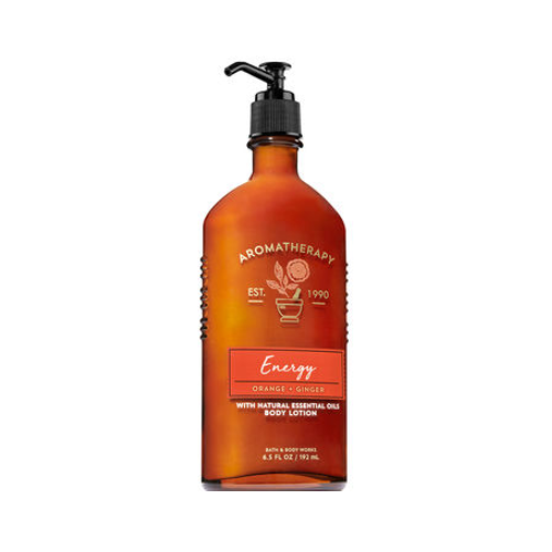 Lotion dưỡng thể Bath & Body Works Aromatherapy Energy Orange Ginger