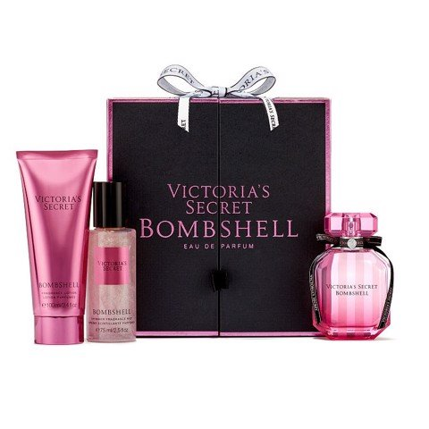 Set Quà Tặng Victoria's Secret Bombshell Signature Gift Set