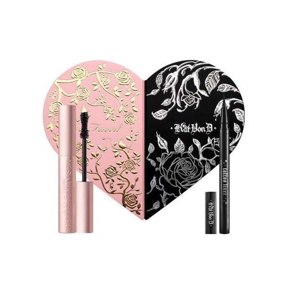 Bảng Phấn Mắt Too Faced X Kat Von D Better Together