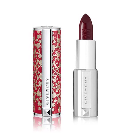 Son Givenchy Le Rouge Lunar New Year Edition - 326 Pourpre Edgy ( Không Hộp)