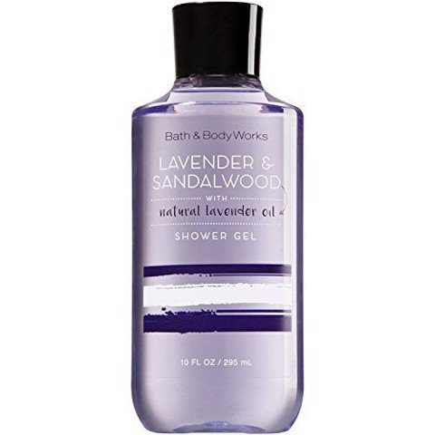 Sữa tắm Bath & Body Works 295ml-Lavender & Sandalwood