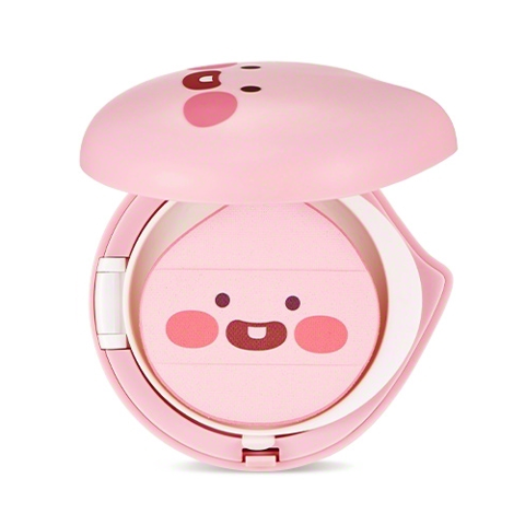 Phấn Nước Chống Nắng The Face Shop Little Apeach Baby Suncreen Cushion