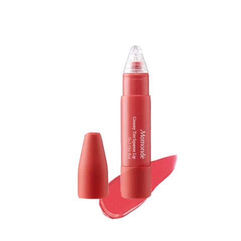 Son Mamonde Creamy Tint Squeeze Lip - 08 Gully Rose