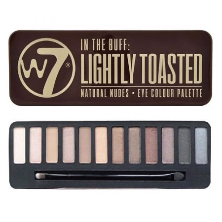 Phấn Mắt W7 Eye Color Palette 15.6g