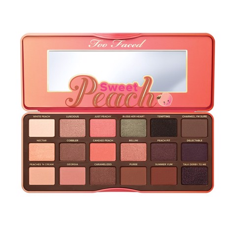 Bảng Phấn Mắt Too Faced Sweet Peach Eye Shadow
