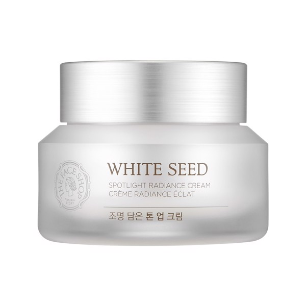 Kem dưỡng The Face Shop White Seed Spotlight Radiance Cream