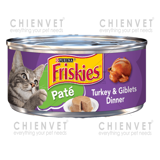 Friskies Turkey & Giblets Dinner 156gr