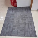 carpet tile with quarter turn framework 05