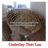 Tam lot Underlay Xop Thai Lan