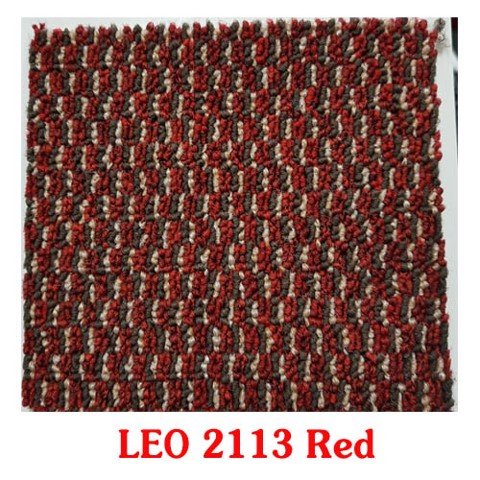 tham san mau do LEO 2113 Red
