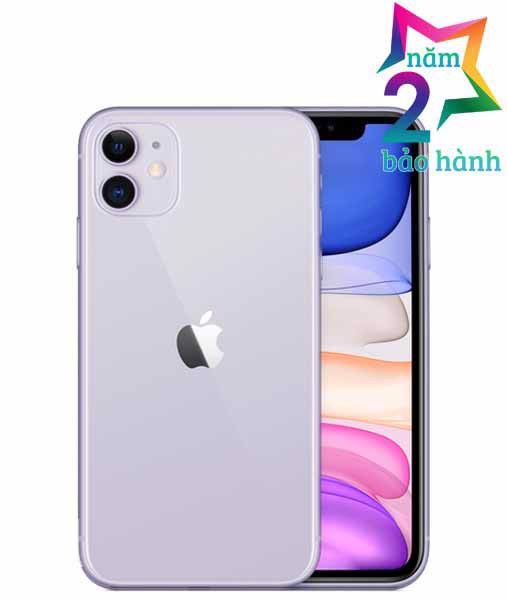 Apple Iphone 11 128GB Tím - BH 2 Năm- BH Elite & More