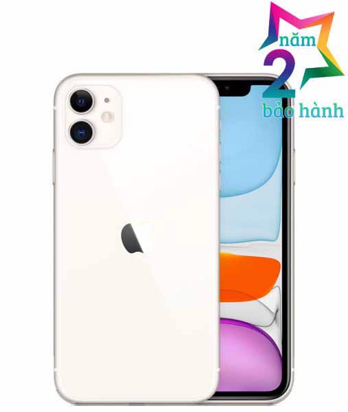 Apple Iphone 11 256GB White - BH Elite & More