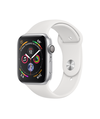 Apple Watch 4 40mm (GPS) bản Silver Viền Nhôm  (MU642)