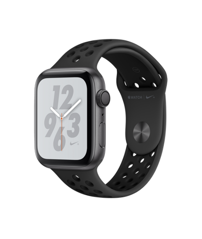 Apple Watch Nike+Series 4 (40mm) Space Gray Aluminum Case with Anthracite/Black Nike Sport Band