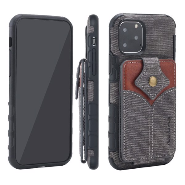 Ốp Lưng PU Leather Cho iPhone 11 Pro