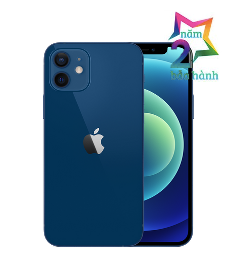 Apple iPhone 12 64GB Blue Có Sẵn-BH 2 Năm