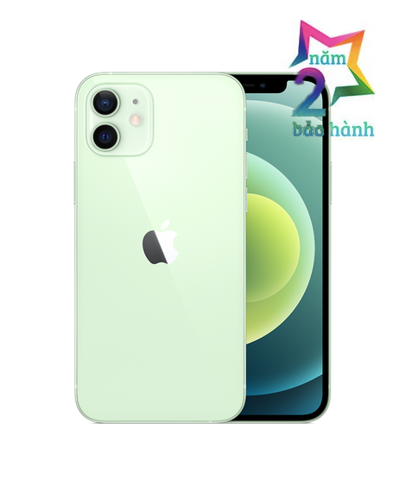 Apple iPhone 12 64GB Green-BH 2 Năm