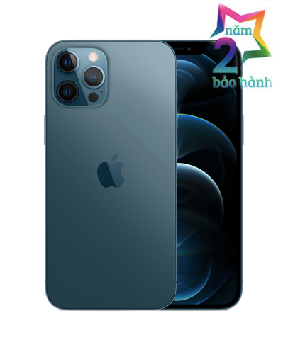 Apple iPhone 12 Pro Max 256GB Blue-BH 2 Năm