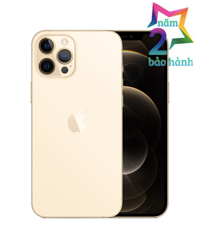 Apple iPhone 12 Pro Max 128GB Gold-BH 2 Năm