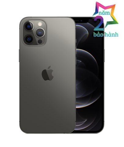 Apple iPhone 12 Pro Max 128GB Graphite-BH 2 Năm