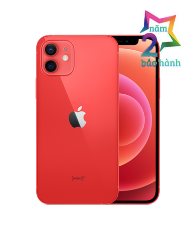 Apple iPhone 12 Mini 64GB Red Order Hàng Mỹ-BH 2 Năm