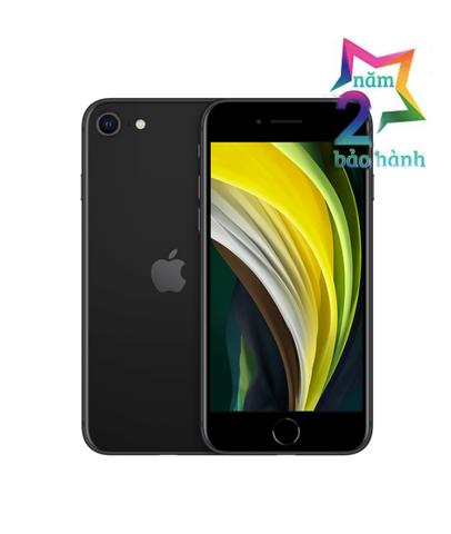 Apple Iphone SE 2020 64GB Black - Bảo Hành 2 Năm