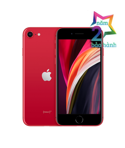 Apple Iphone SE 2020 128GB Red - Bảo Hành 2 Năm