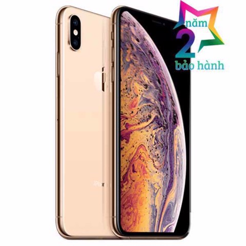 Apple iPhone XS Max 64GB Gold - BH 2 Năm- BH Elite & More
