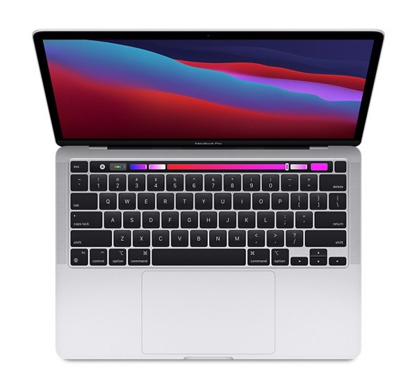 Macbook Pro 2021 13 inch ( Chip M1/ 8GB/ 256GB ) Silver