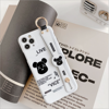 Ốp Lưng Silicone Chống Sốc Bear Rich Cho iPhone 11 Pro Max