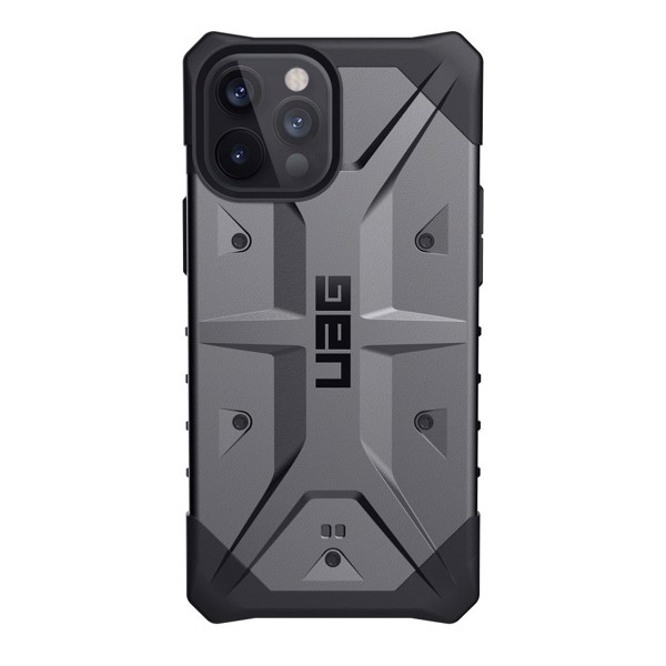 Ốp Lưng UAG Pathfinder Silver Cho iPhone 12 Pro/ IP 12