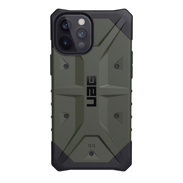 Ốp Lưng UAG Pathfinder Xanh Olive Cho iPhone 12 Pro/ IP 12