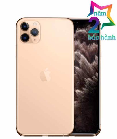 Apple iPhone 11 Pro Max 64GB Gold -BH 2 Năm- BH Elite & More