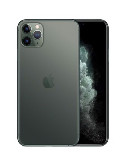 iPhone 11 Pro Max 64gb Midnight Green Active Online T1 Xách Tay Mỹ-BH Elite & More